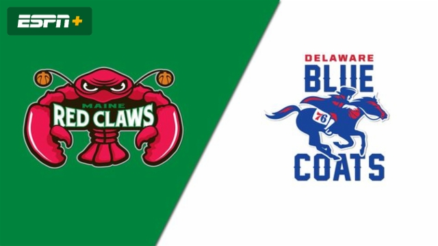 Maine Red Claws vs. Delaware Blue Coats