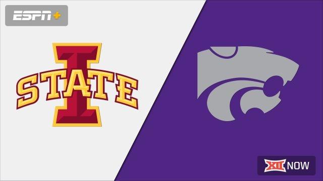 Iowa State vs. Kansas State (W Volleyball)