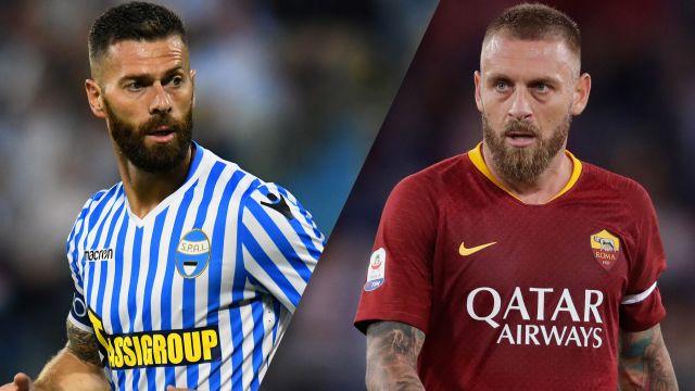 SPAL vs. Roma (Serie A)