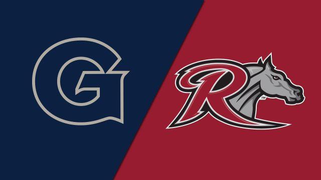 Georgetown vs. Rider (W Basketball)