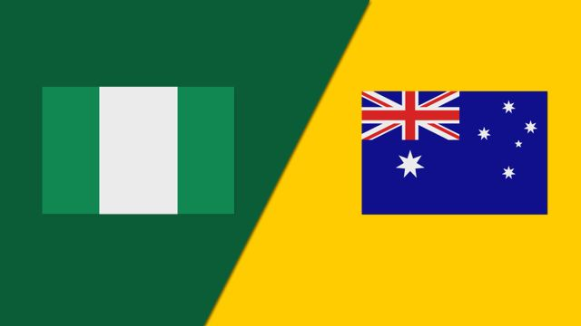 Nigéria vs. Australia (Group Phase)