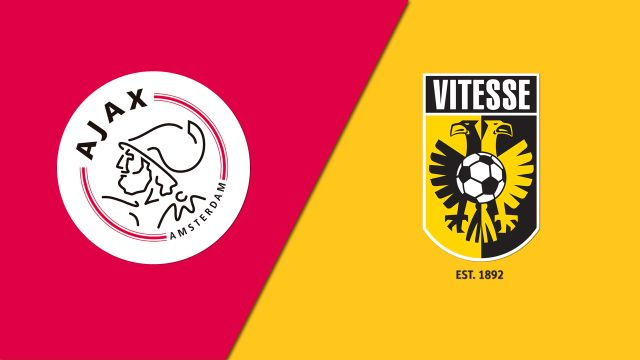 Ajax vs. Vitesse (Eredivisie)