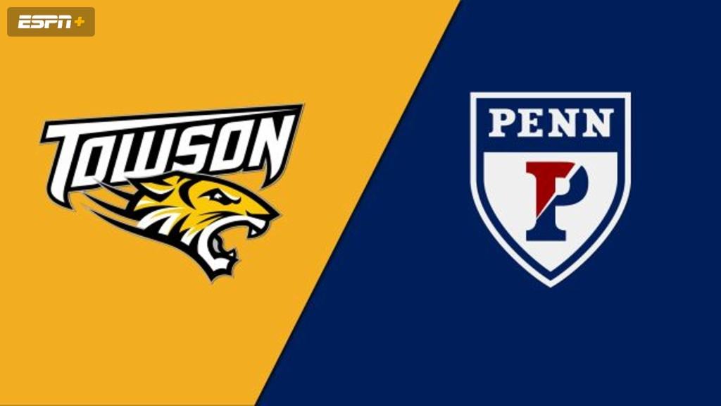 Towson vs. Pennsylvania