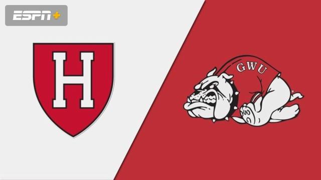 Harvard vs. Gardner-Webb (Softball)