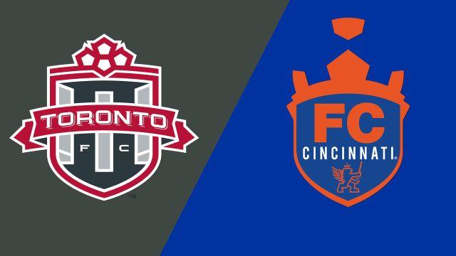Toronto FC II vs. FC Cincinnati