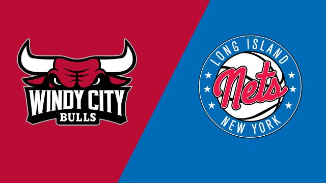 Windy City Bulls vs. Long Island Nets