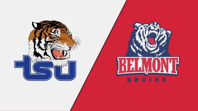 Tennessee State vs. Belmont (W Basketball)
