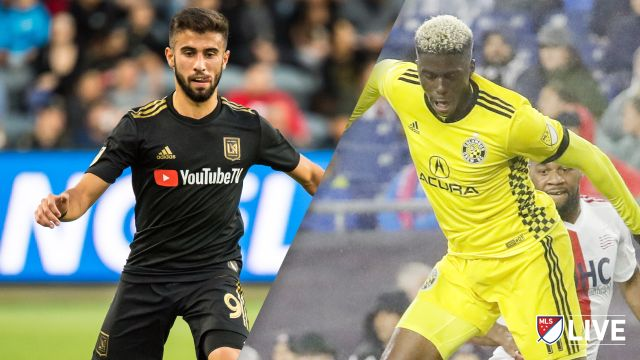 Los Angeles FC vs. Columbus Crew SC