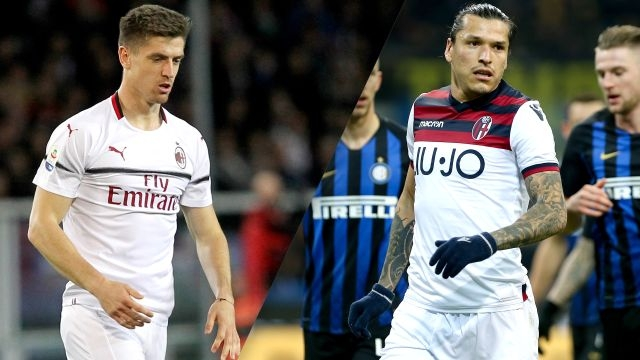 AC Milan vs. Bologna (Serie A)