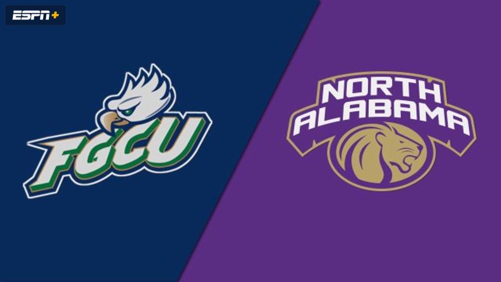 Florida Gulf Coast vs. North Alabama (W Volleyball)