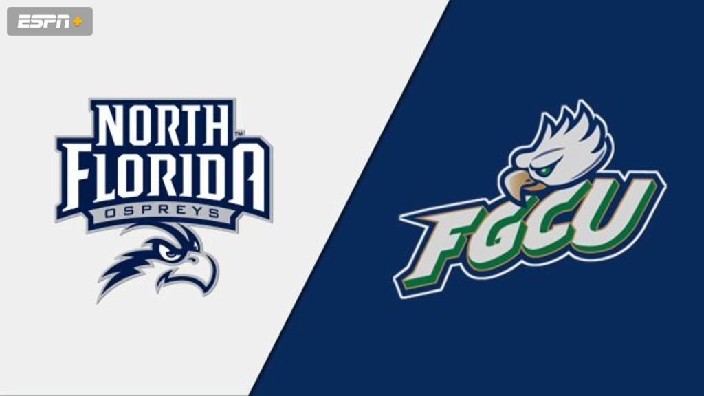 North Florida vs. Florida Gulf Coast (Final) (W Tennis)