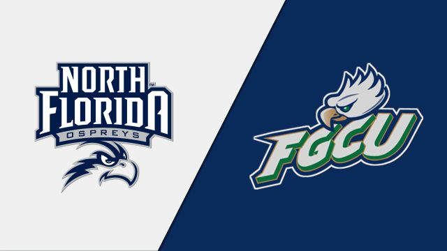 North Florida vs. Florida Gulf Coast (Final) (W Tennis)
