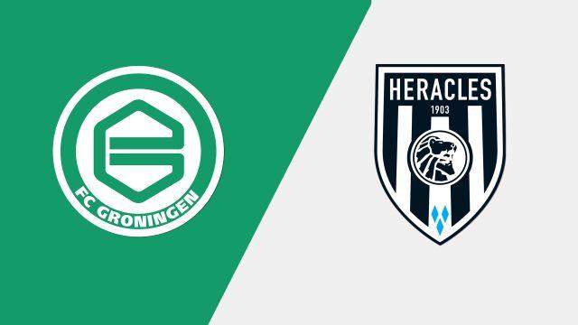 Groningen vs. Heracles Almelo (Eredivisie)