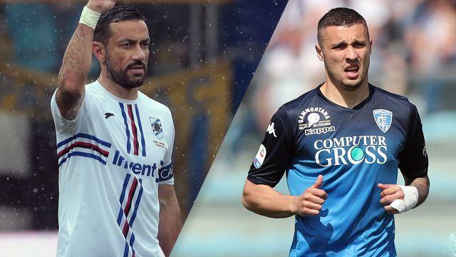 Sampdoria vs. Empoli (Serie A)