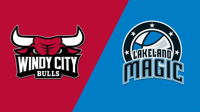 Windy City Bulls vs. Lakeland Magic