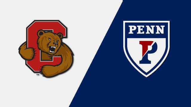 Cornell vs. Pennsylvania