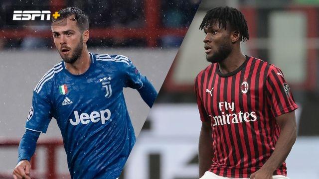 Juventus vs. AC Milan (Serie A)