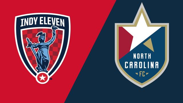 Indy Eleven vs. North Carolina FC