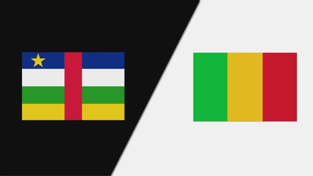 Central African Republic vs. Mali (FIBA World Cup Qualifier)