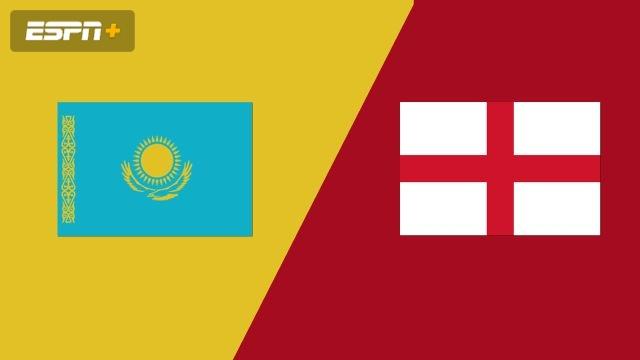 Kazakhstan vs. England (Euro Beach Soccer League)