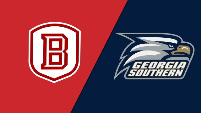 Bradley vs. Georgia Southern (M Basketball)