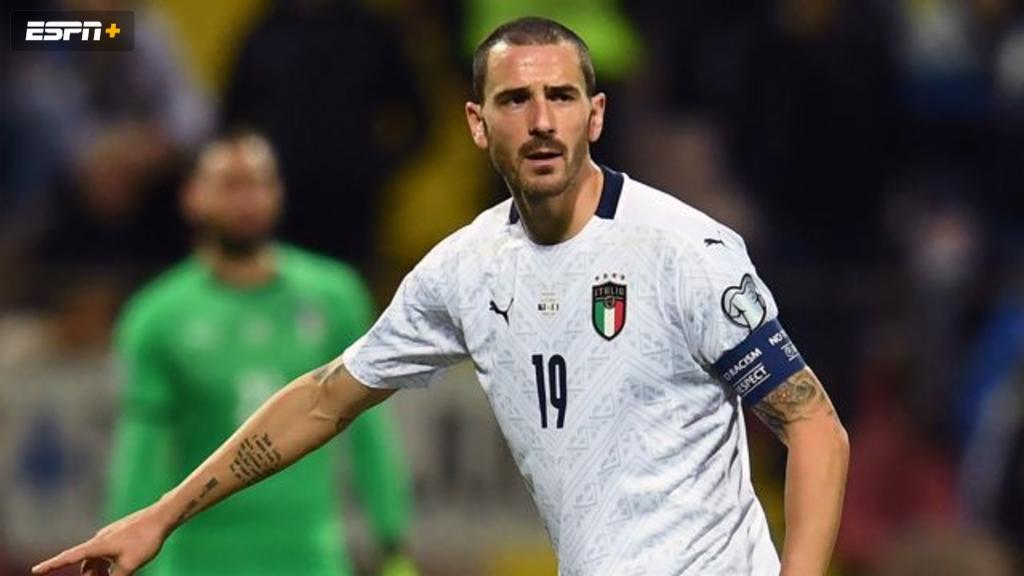 Italy vs. Armenia (UEFA European Qualifiers)