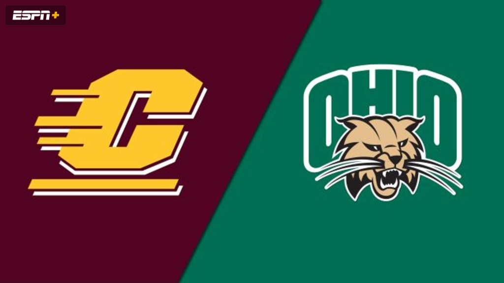 Central Michigan vs. Ohio (W Volleyball)
