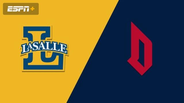La Salle vs. Duquesne (M Basketball)