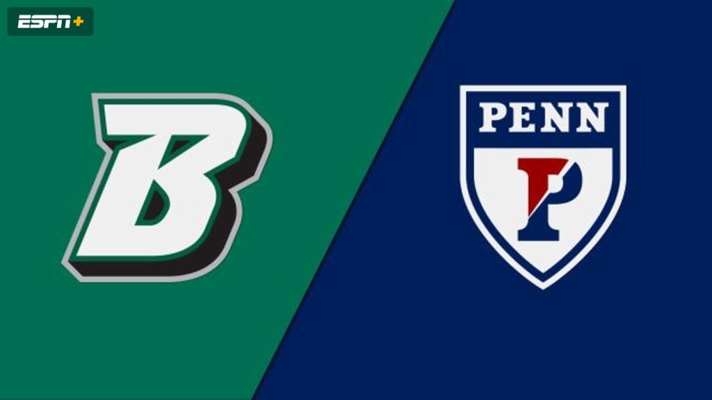 Binghamton vs. Pennsylvania (Wrestling)