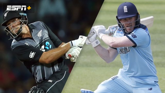 New Zealand vs. England (1st T20)