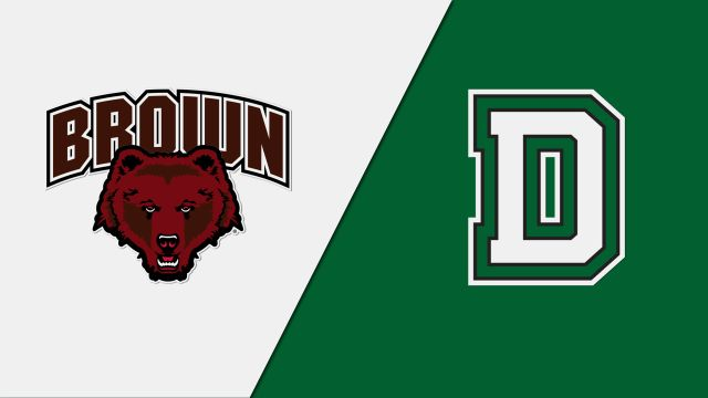 Brown vs. Dartmouth (M Hockey)