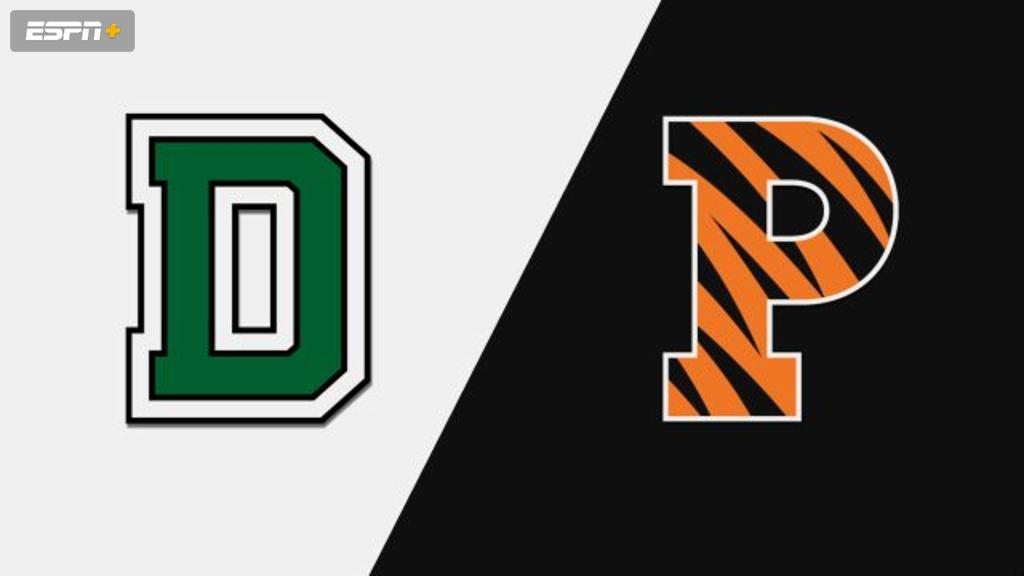 Dartmouth vs. #7 Princeton (W Hockey)