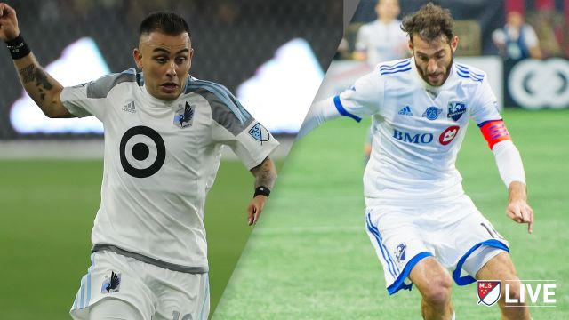 Minnesota United FC vs. Montreal Impact