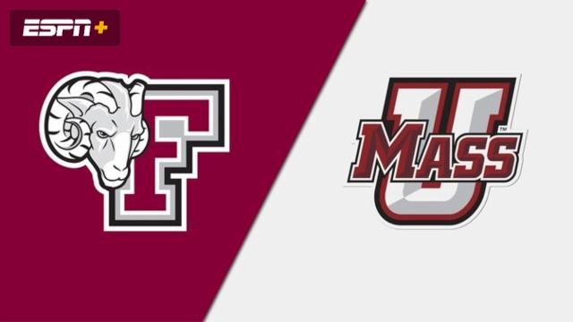 Fordham vs. UMass (W Basketball)