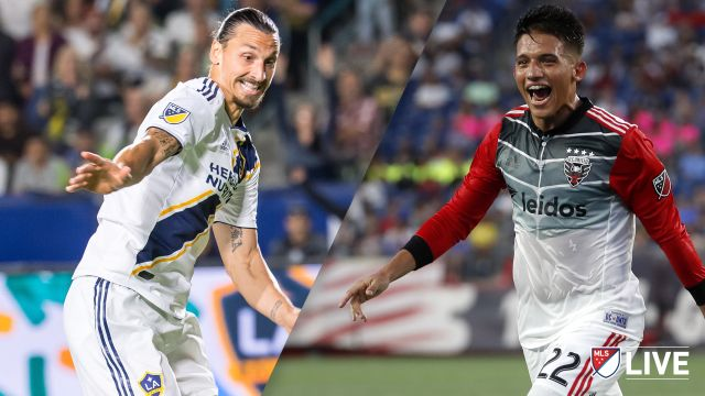 LA Galaxy vs. D.C. United
