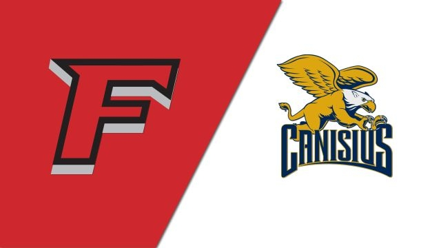 Fairfield vs. Canisius (Game 8) (Baseball)