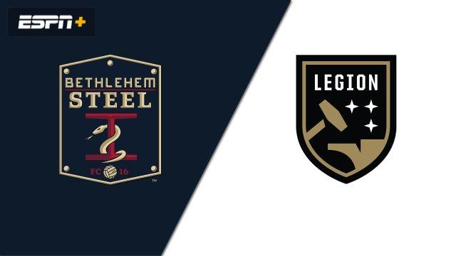 Bethlehem Steel FC vs. Birmingham Legion FC (USL Championship)