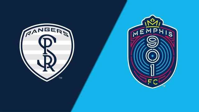 Swope Park Rangers vs. Memphis 901 FC (USL Championship)
