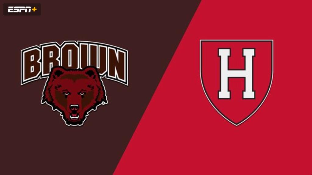 Brown vs. Harvard (M Hockey)