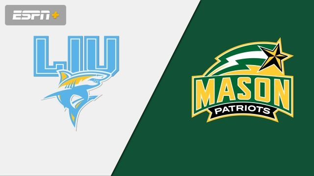 LIU vs. George Mason (M Basketball)