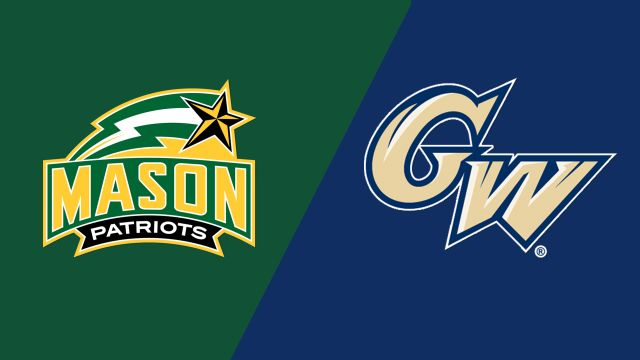 George Mason vs. George Washington (W Volleyball)