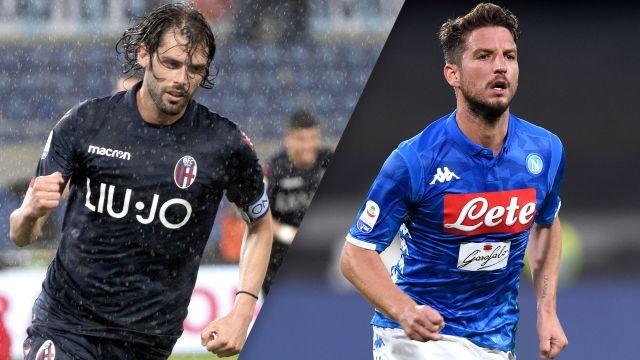 Bologna vs. Napoli (Serie A)