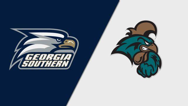 Georgia Southern vs. Coastal Carolina