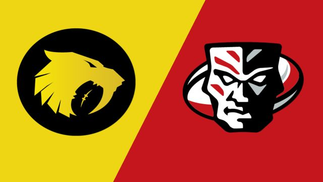 Houston Sabercats vs Utah Warriors (Major League Rugby)