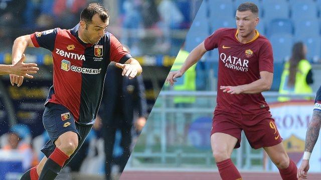 Genoa vs. Roma (Serie A)