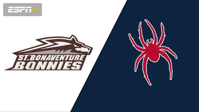 St. Bonaventure vs. Richmond (W Basketball)