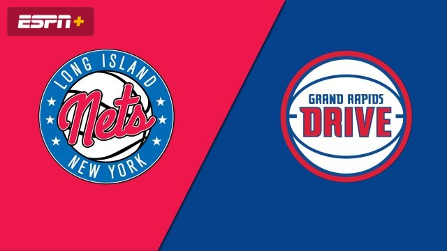 Long Island Nets vs. Grand Rapids Drive