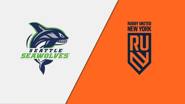 Seattle Seawolves vs. Rugby United New York (Major League Rugby)