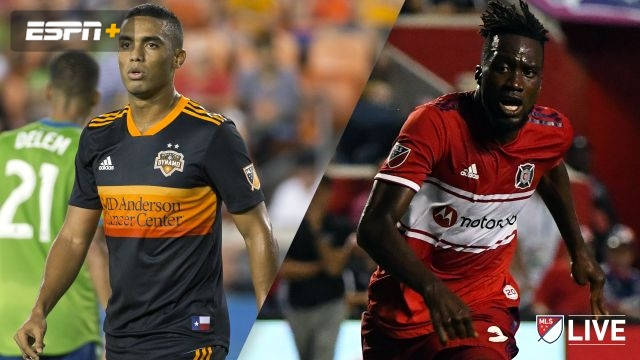 Houston Dynamo vs. Chicago Fire (MLS)