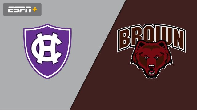 Holy Cross vs. Brown (Field Hockey)